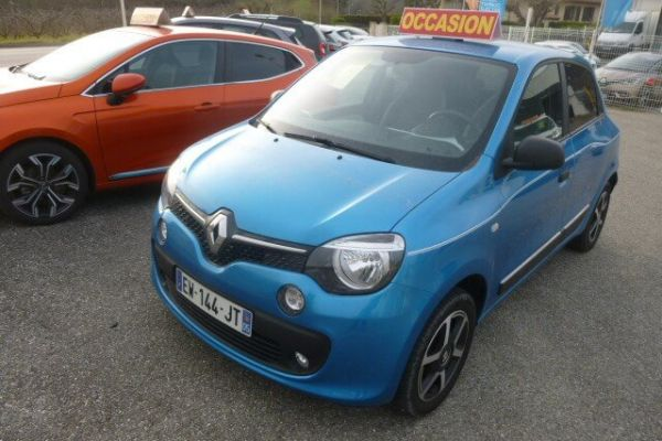 renault twingo iii 3 intens essence chateauneuf sur isere valence romans drome